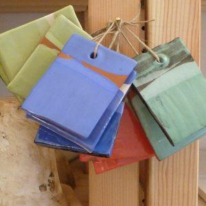 échantillons de couleurs
