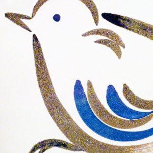 l'oiseau fétiche